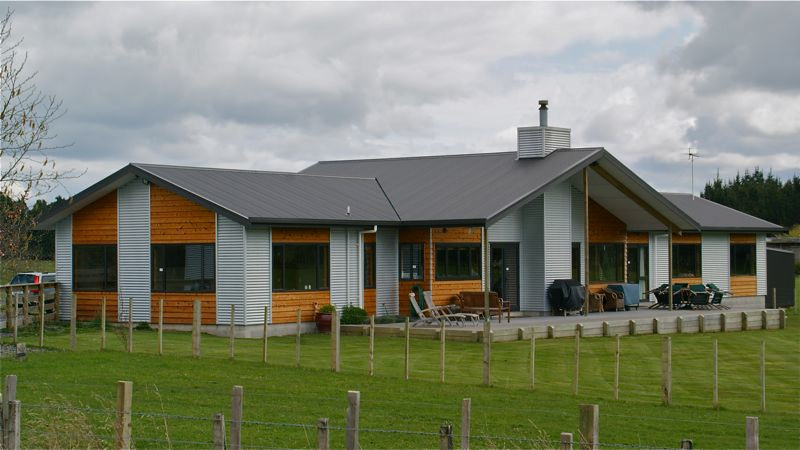 Corrugated iron homes house design 28 images - Corrugated iron home designs ...
